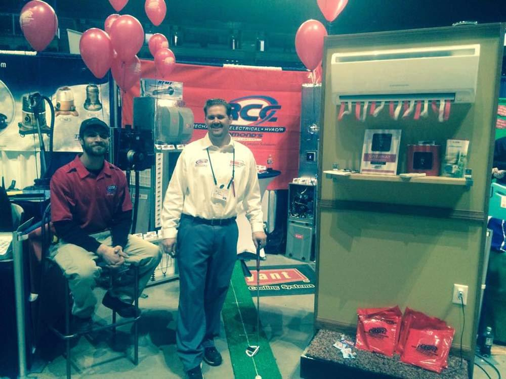 RCC at the Trade Show